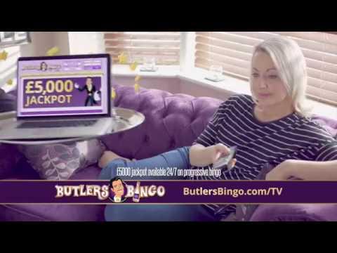 Butlers Bingo Advert