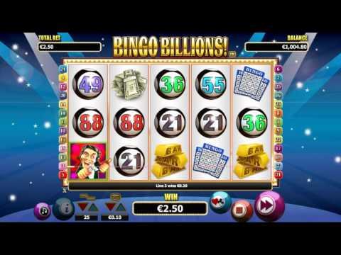 Bingo Billions™ - Freeslots.guru