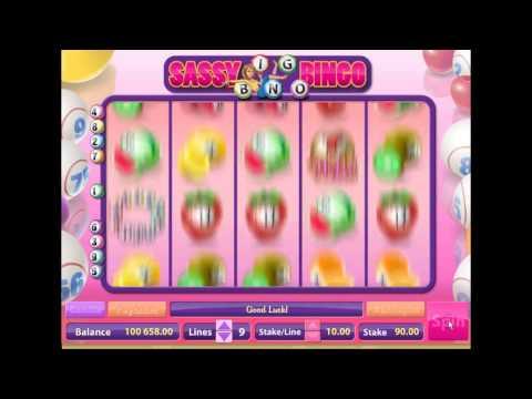 Sassy Bingo™ - Freeslots.guru