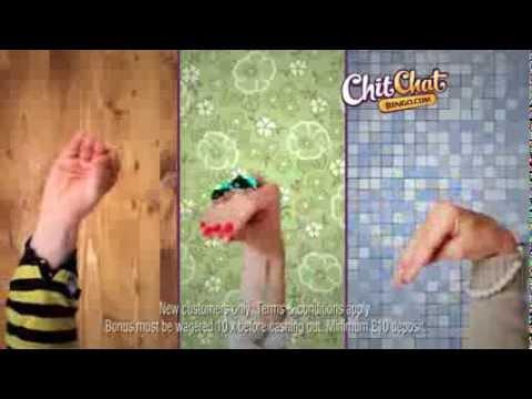Handy ChitChat Bingo TV Advert!