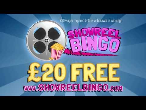 Showreel Bingo TV Ad 30 seconds