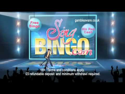 Sing Bingo TV Advertisment