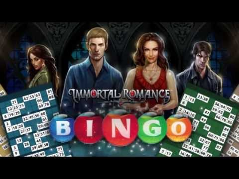 Immortal Romance Bingo
