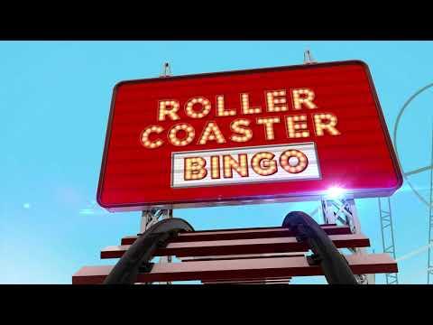 Roller Coaster Bingo