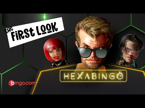 HexaBingo - The First Look